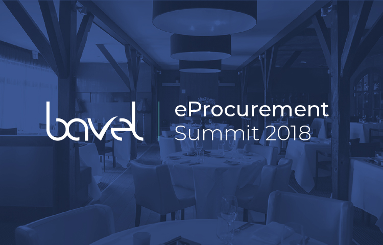 Ready to start the first Edition of the baVel eProcurement Summit