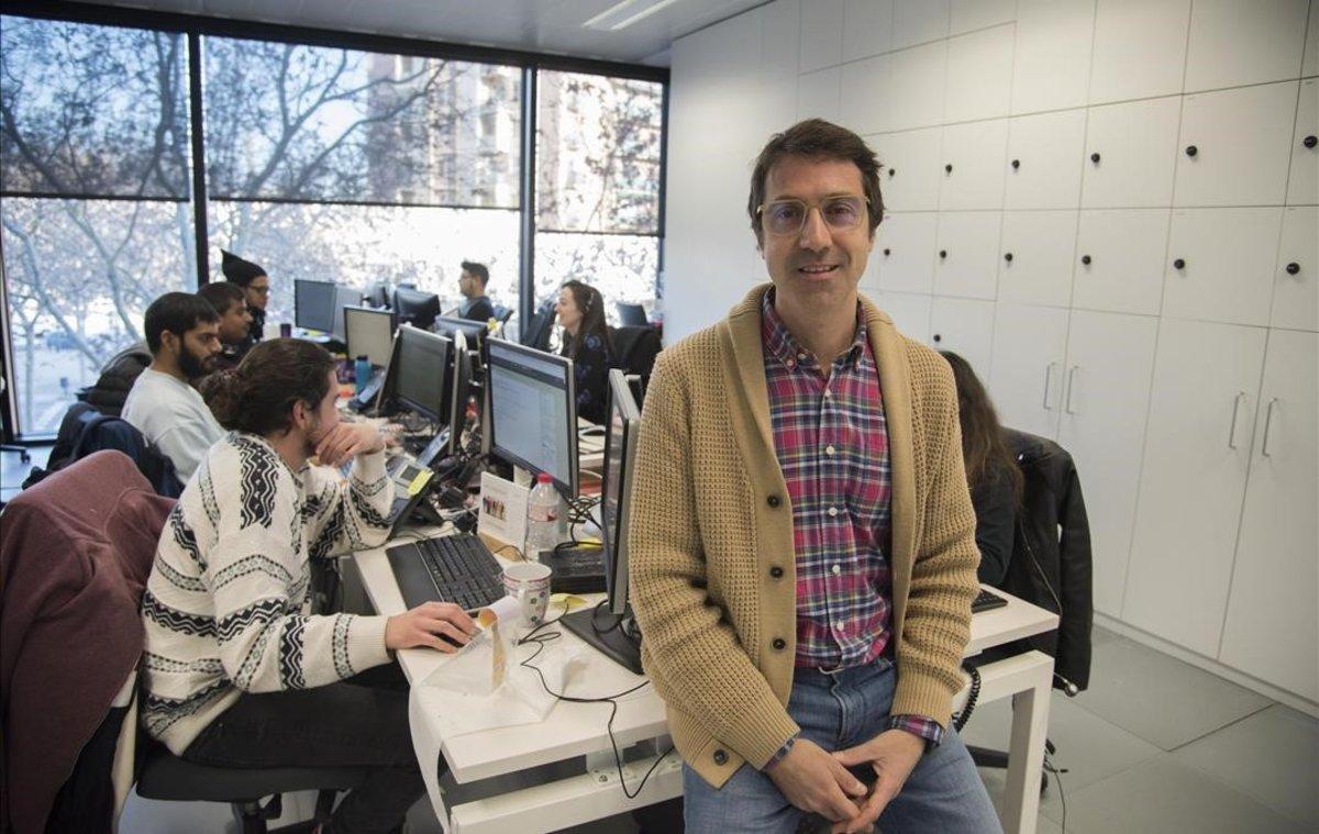 """Voxel en El Periódico: """"Una pyme competitiva con alma de 'start-up'"""""""