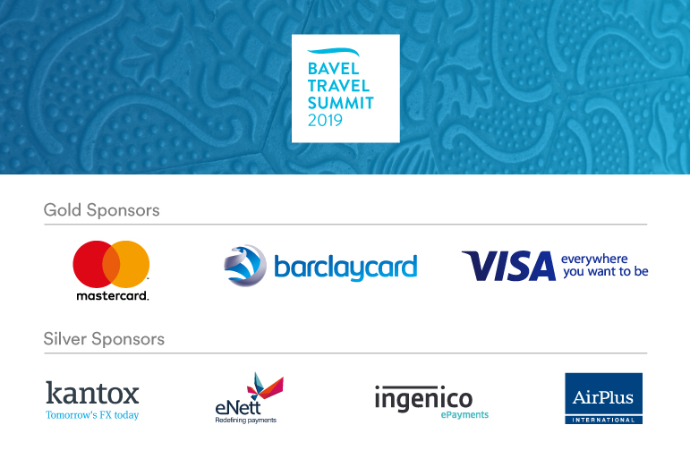 Barclaycard, Visa and Mastercard: baVel Travel Summit's Gold Sponsors