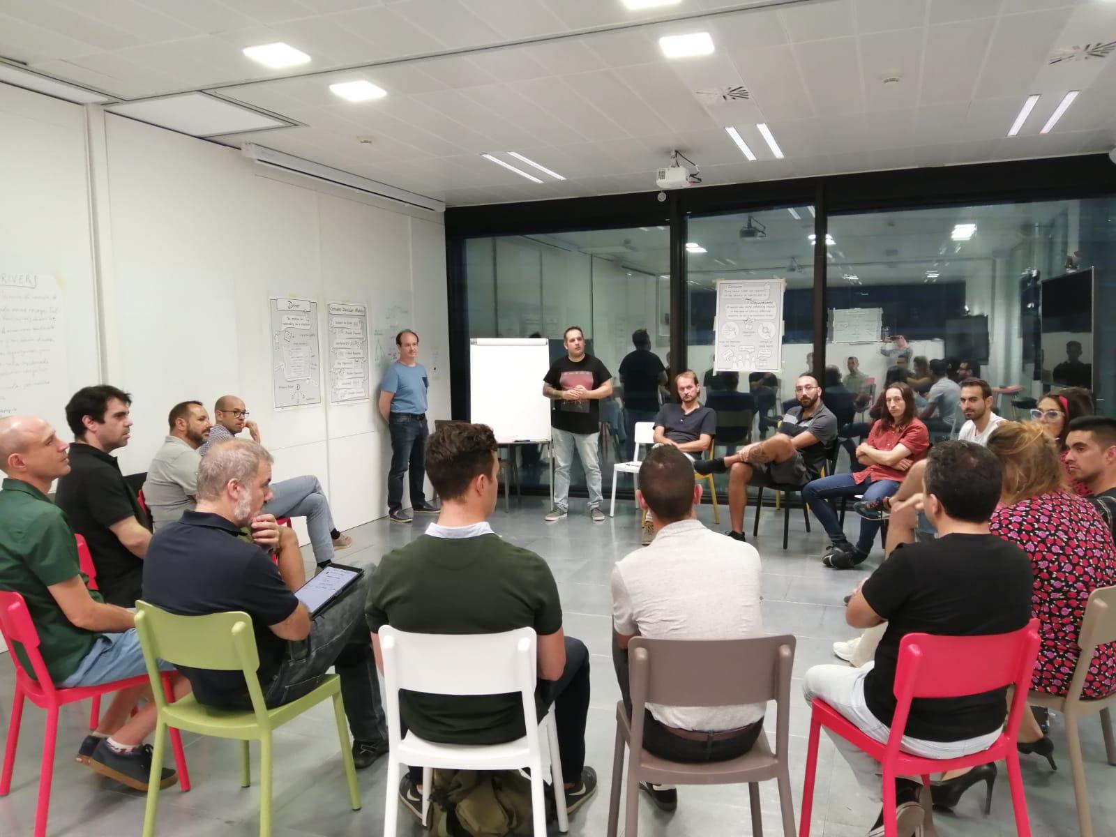 Upcoming Meetups at Voxel
